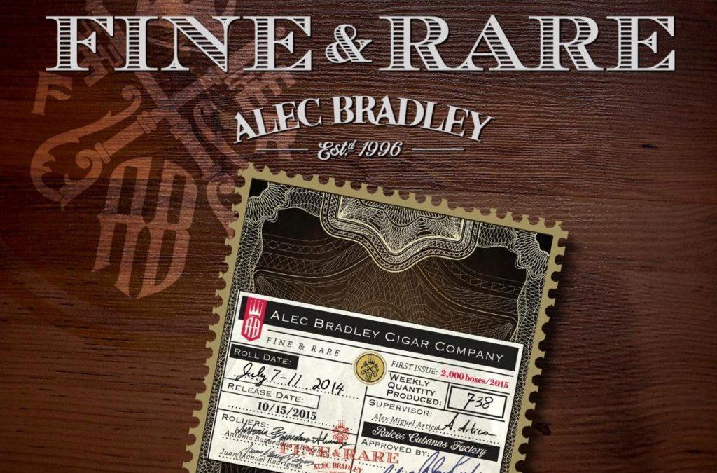 Alec Bradley Fine & Rare 2015