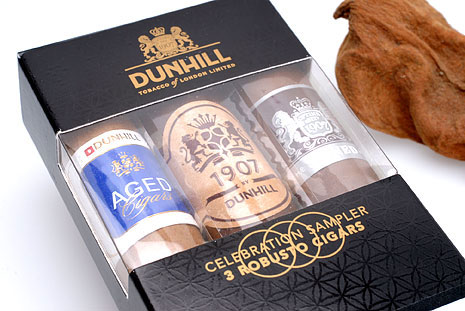 Dunhill celebration sampler