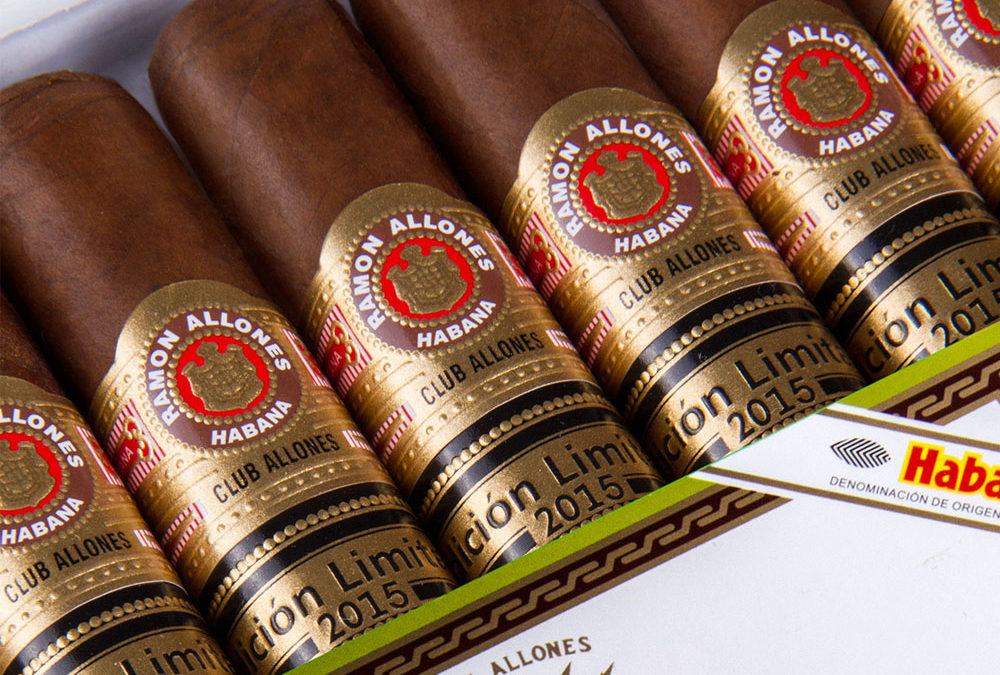 New Ramon Allones Club Allones 2015 Limited Edition Released