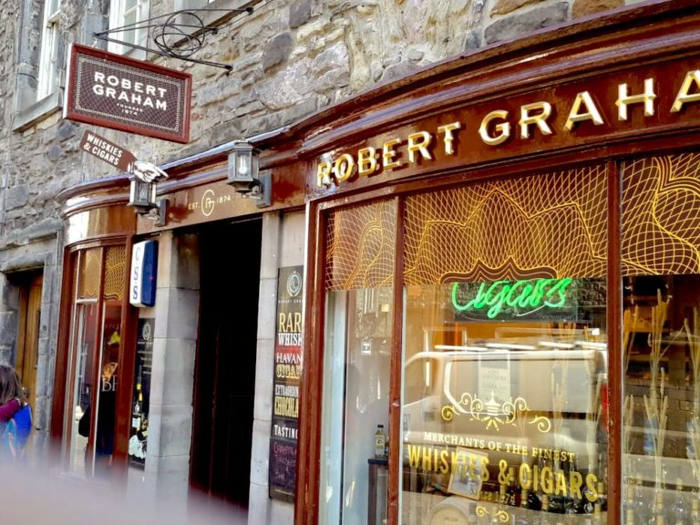 Robert Graham's Global Whisky Shop