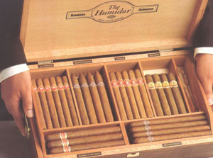 Cigar Storage AITS