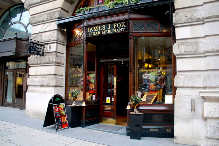 James J Fox (St James St)
